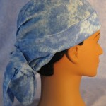 BH Blue Sky Hair Bag