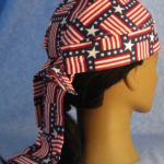 Do Rag in Square Flags - right back