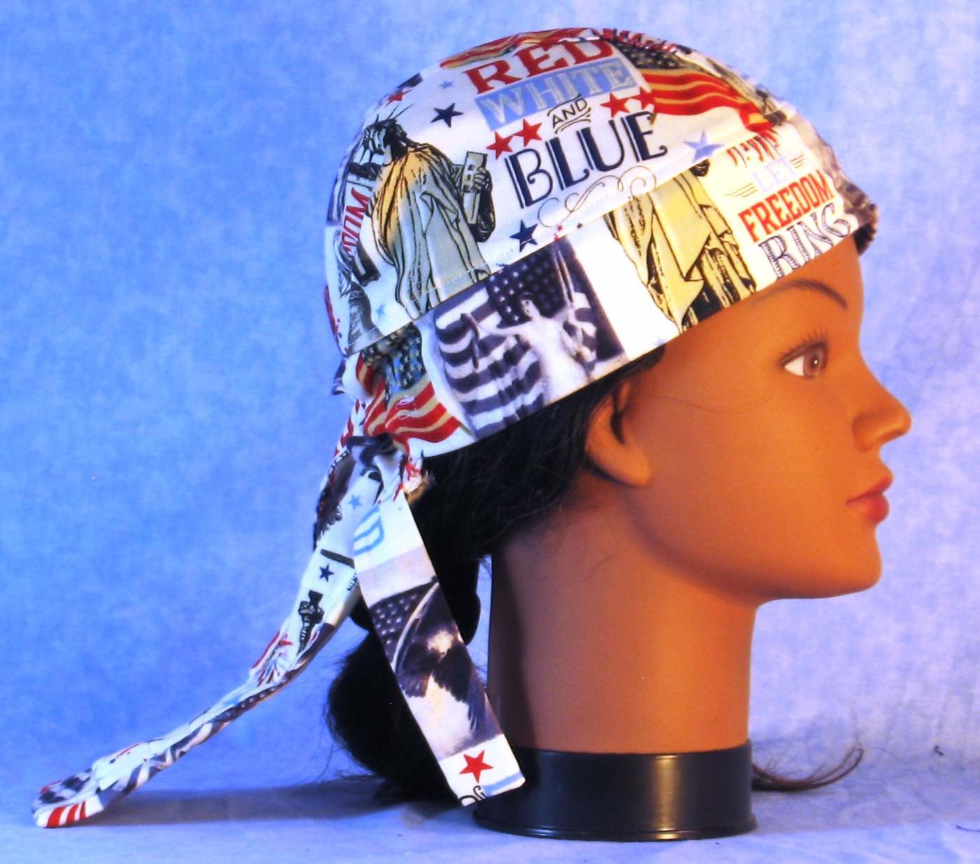 Do Rag in Star Spangled Banner Flags-Adult M-XL
