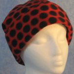 Long Hat in Ladybug