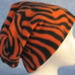 Long Hat in Tiger - unrolled
