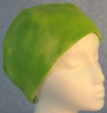 Short Cap in Lime