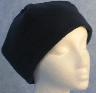 Beanie Cap in Navy-Adult L