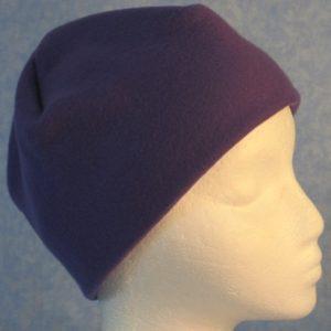 Short Cap in Purple