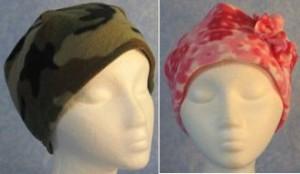 Website Slideshow Fleece Caps and Hats
