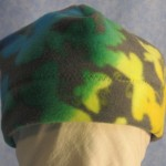 Band Cap in Rainbow Butterfly - Baby - front