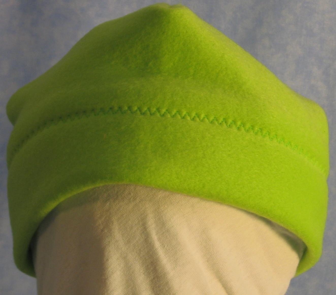 CapBand-GreenFluorescent-Baby