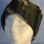 Band Cap in Small Olive Brown Camo