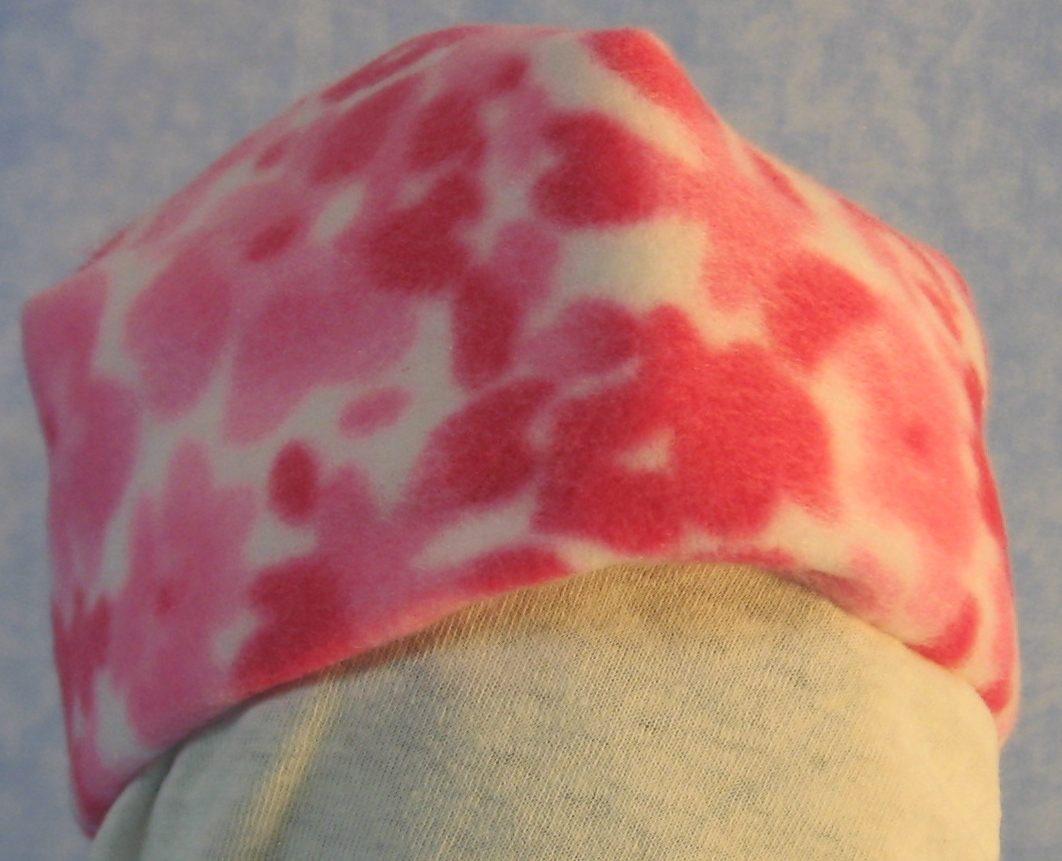 CapShort-PinkFlower-Baby