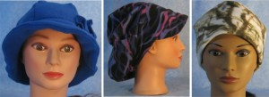 Cloche & Newsboy Hats & Band Caps
