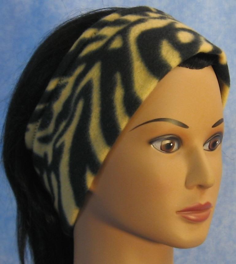Ear Warmer in Tiger-Youth L-XL