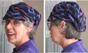 Newsboy Hat on SM
