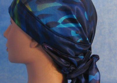 CH Blue Rain Drops Hair Stocking