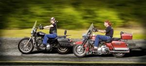 Becky & Tony Enjoy the Ride