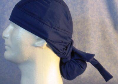 Hair Bag in Blue Bright Royal - left