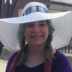 Excelsior Springs Waterfest 2016 - Daughter in Floppy Hat