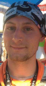 Excelsior Springs Waterfest 2016 - Guy in Air Force Do Rag