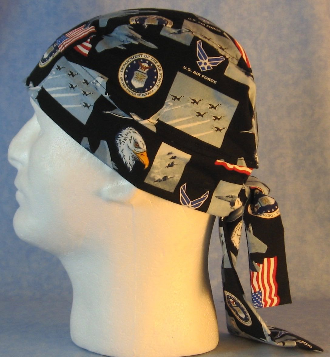 Do Rag in US Air Force-Youth L-XL-Adult S