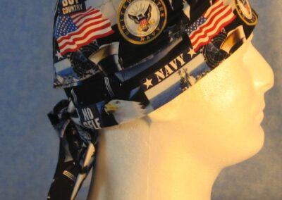 Do Rag in US Navy - right