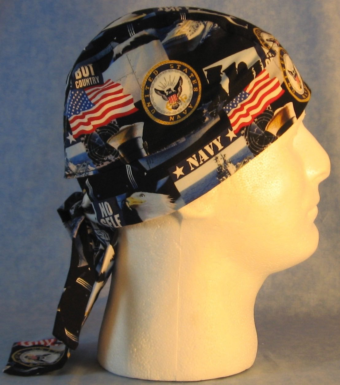 Do Rag in US Navy-Adult 1XL-3XL