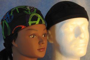 A Couple of Skull Cap Wearers