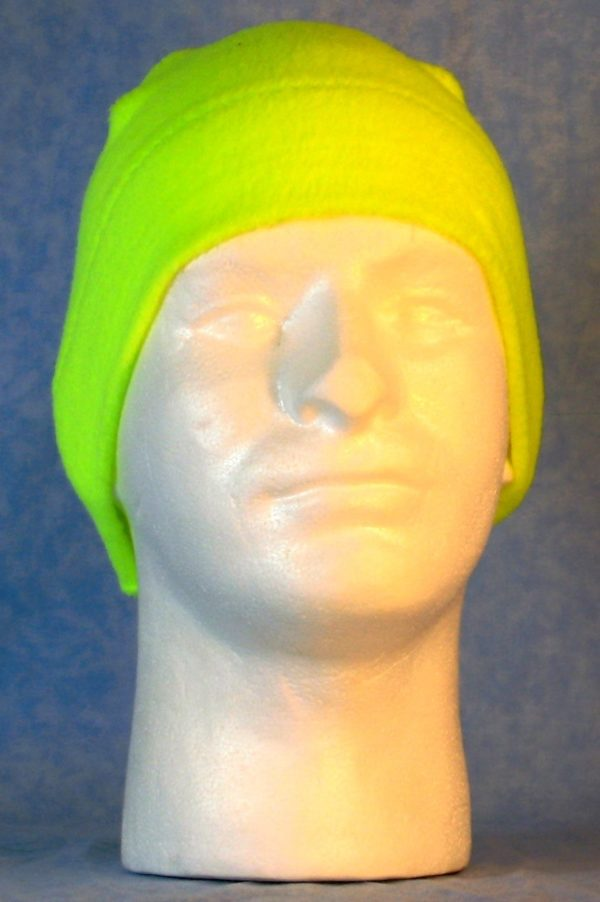 Band Cap in Fluorescent Yellow - front