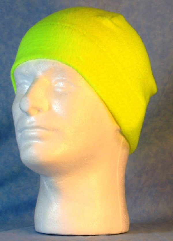 Band Cap in Fluorescent Yellow - front left