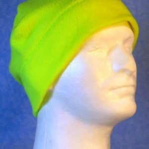 Band Cap in Fluorescent Yellow - front right