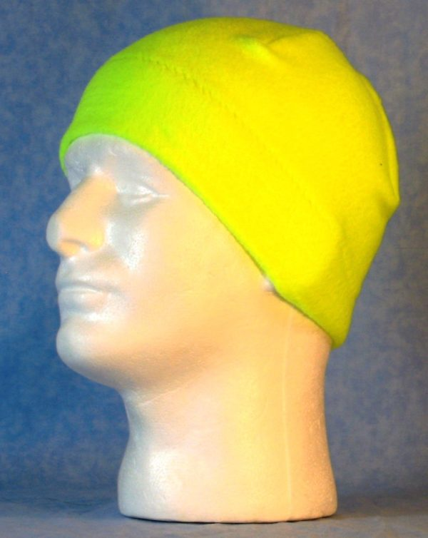 Band Cap in Fluorescent Yellow - left