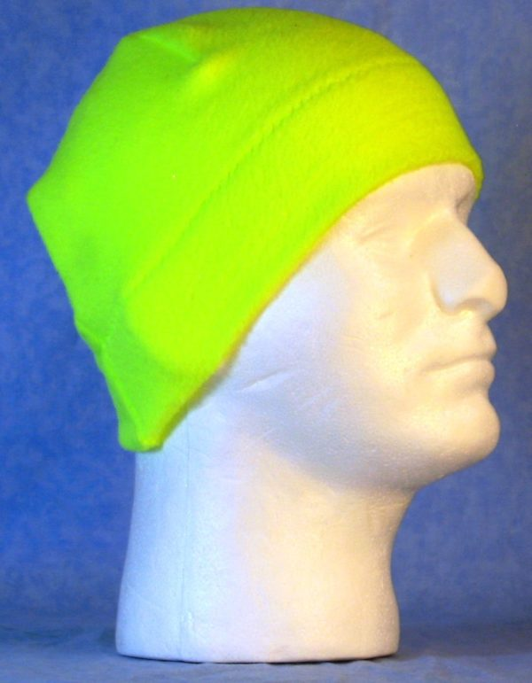 Band Cap in Fluorescent Yellow - right