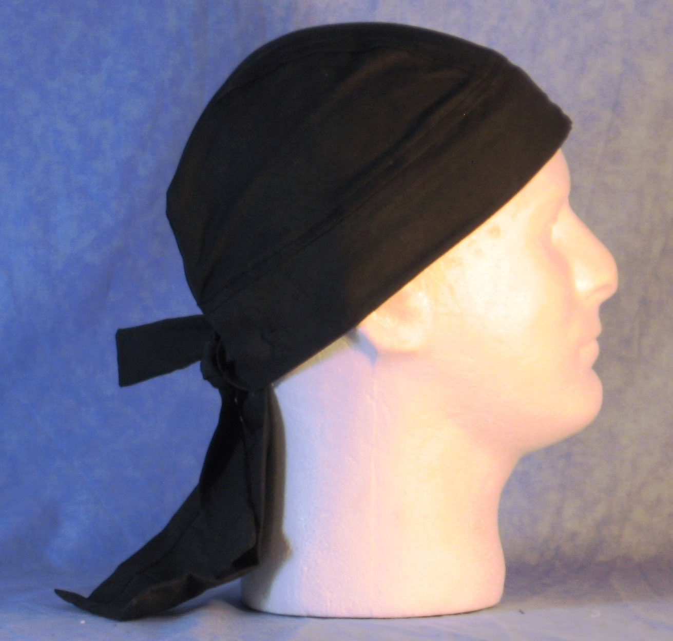 Do Rag in Black-Youth L-XL-Adult S