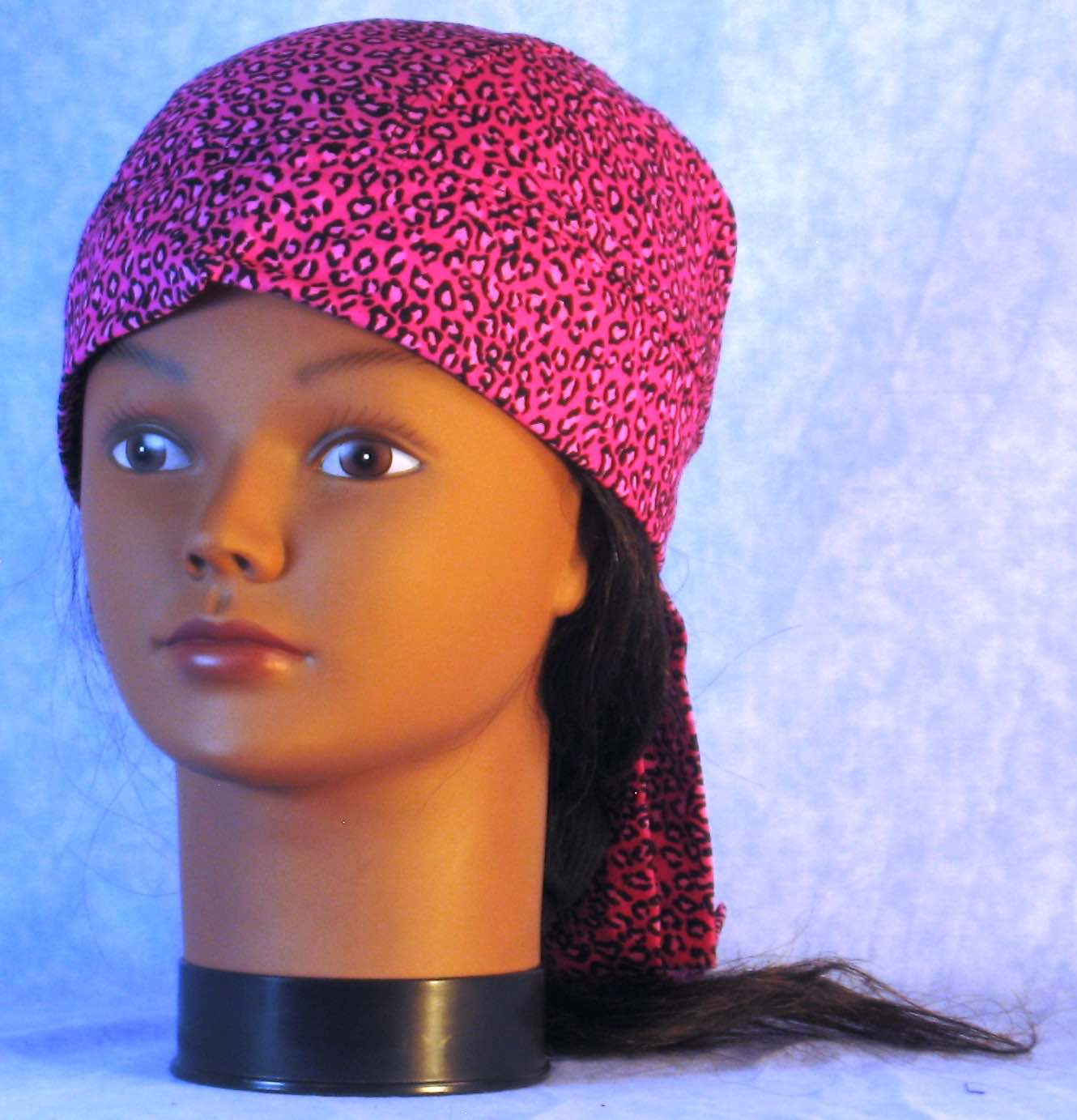 Do Rag - Pink Leopard-frontleft