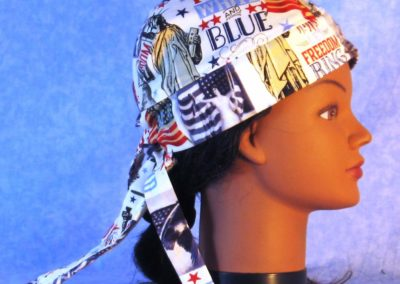 Do Rag in Star Spangled Banner Flags - right