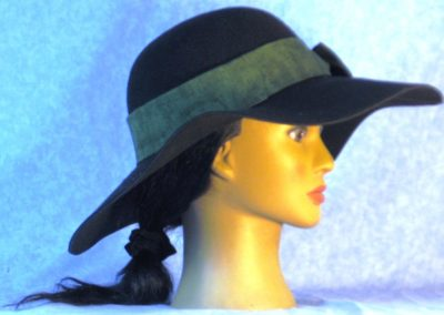 HatBand-Olive Map-right