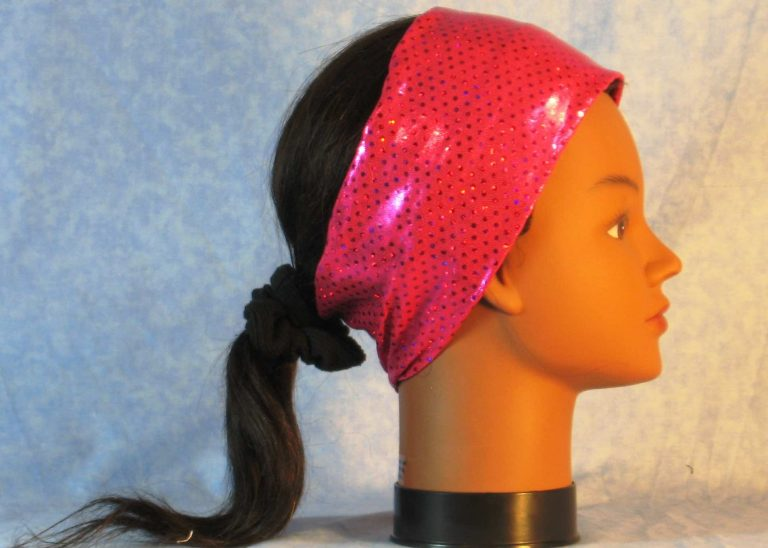 headband-hot-pink-dot-sparkles-right