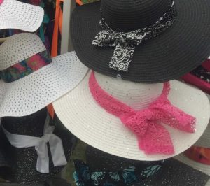 Wamego Tulip Festival Pink Mesh Net Hat Band