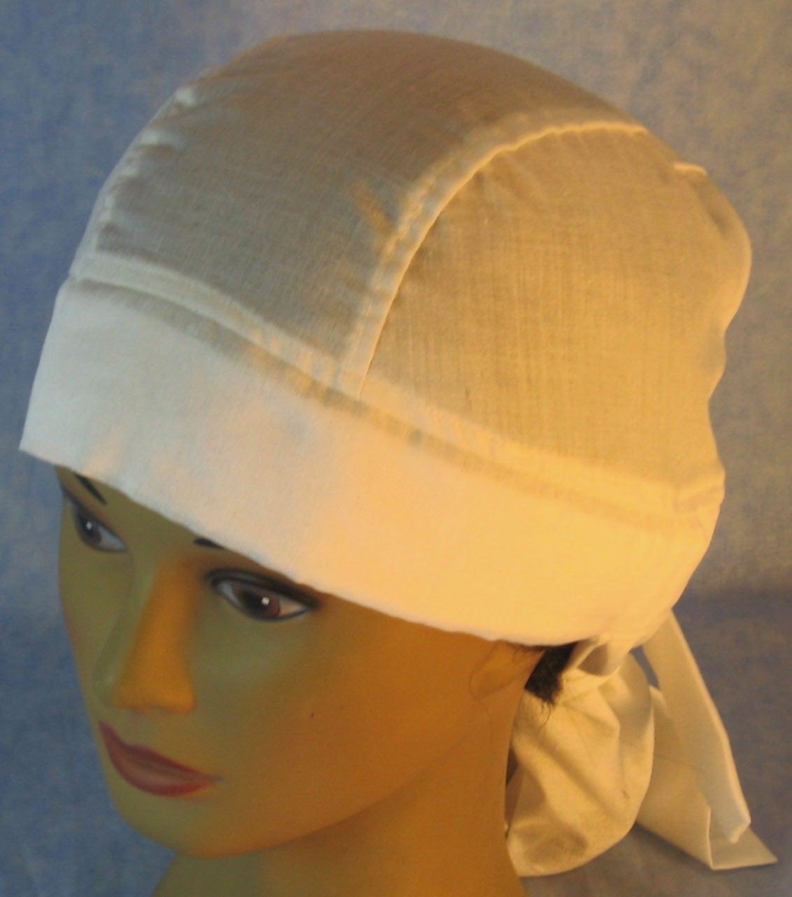 Hair Bag-Natural Nomex-front top