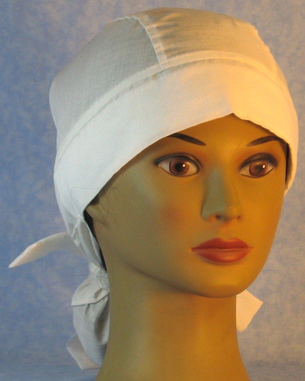 Hair Bag-Natural Nomex-front