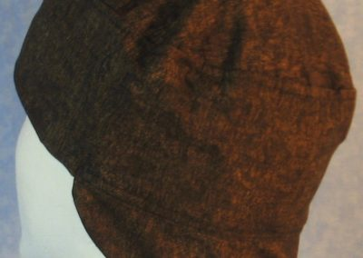 Welding Cap-Black Brown Etch-back back