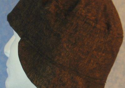 Welding Cap-Black Brown Etch-side side