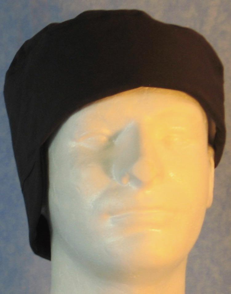 Welding Cap-Black-Adult 1XL