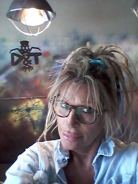 Welder Tricia Adams - All The Hair