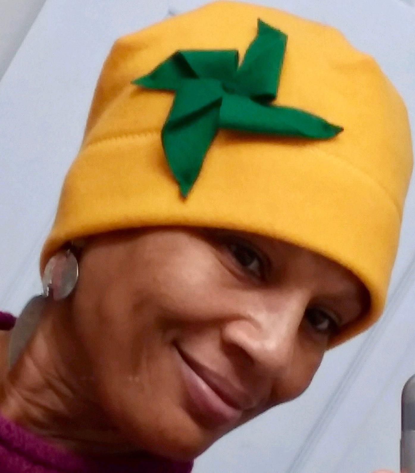 My Packer Hat-Karen W-R.