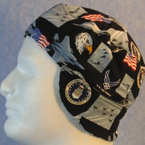 Welding Cap in US Air Force-side