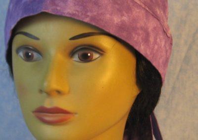 Do Rag in Purple Light Violet Tonal-front