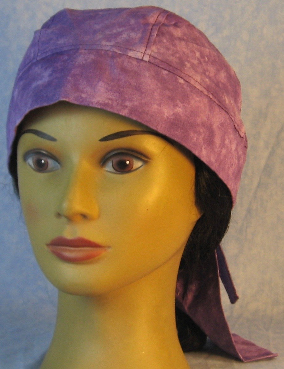 Do Rag in Purple Light Violet Tonal-Adult 1XL-3XL