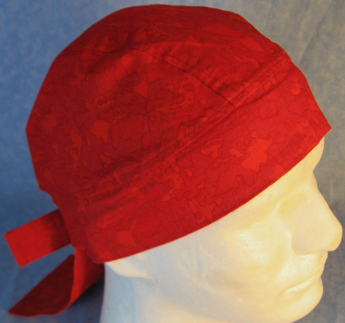 Do Rag in Red Puzzle Doodles-Adult M-XL
