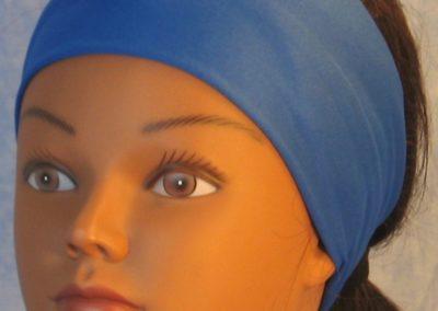 Headband in Blue Cornflower-front