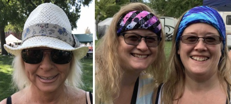 Fedora Head Wraps Fremont 2018