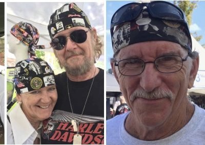 Army Welding Skull Marine Do Rag Army Couple
